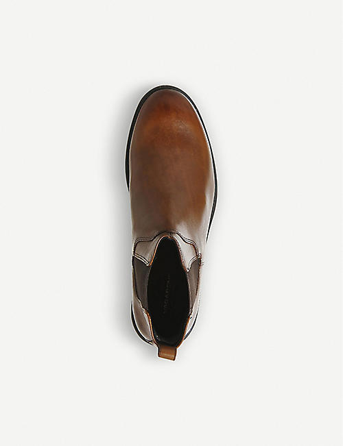 VAGABOND Amina Chelsea leather boots