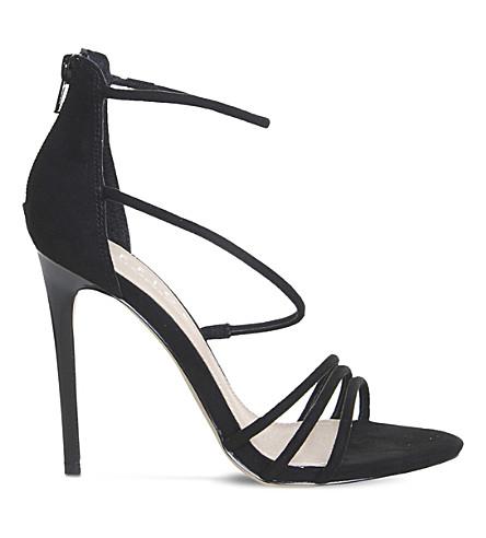e540e673b0 OFFICE - Harness strappy sandals | Selfridges.com