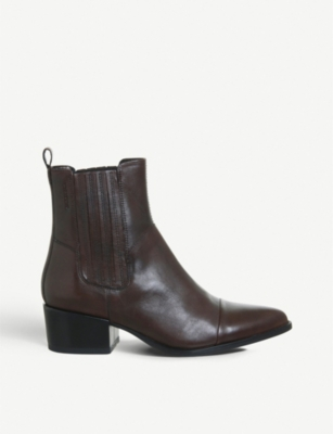 VAGABOND Marja leather boot