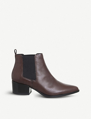 VAGABOND Marja leather heeled Chelsea boots