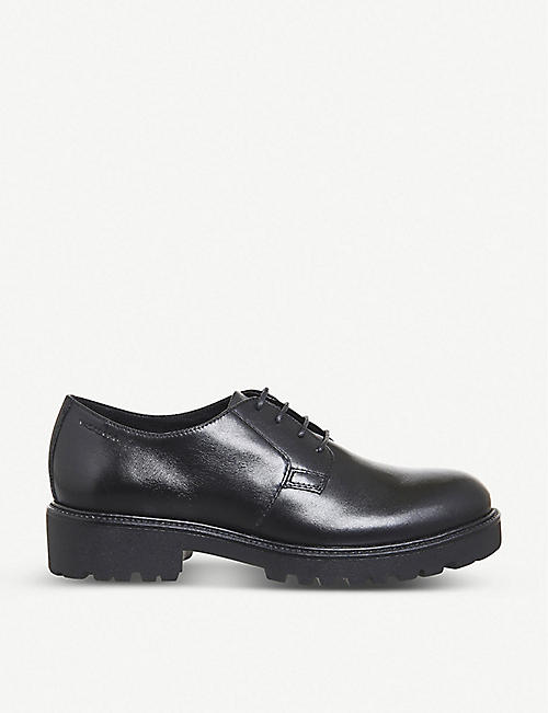 VAGABOND Kenova leather derby shoes