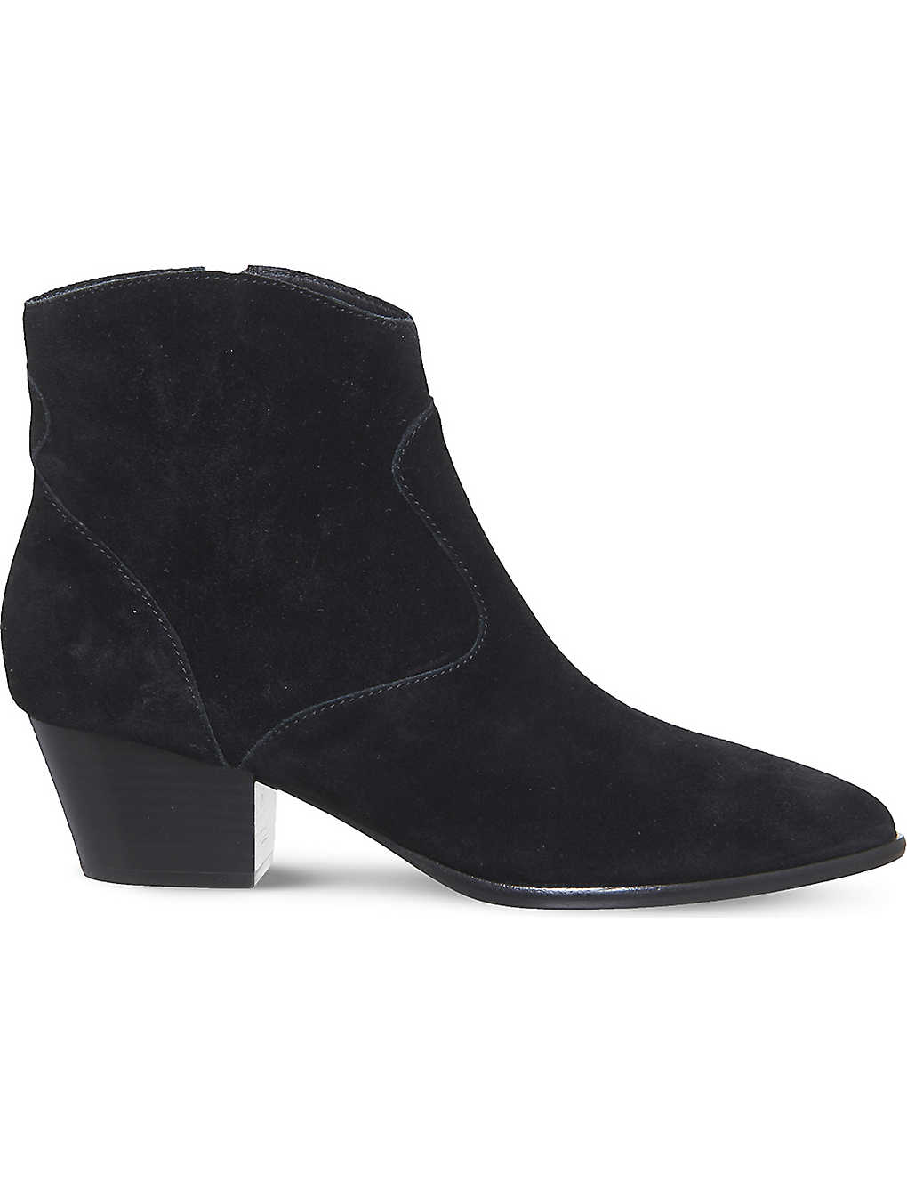 ASH: Heidi bis suede ankle boots