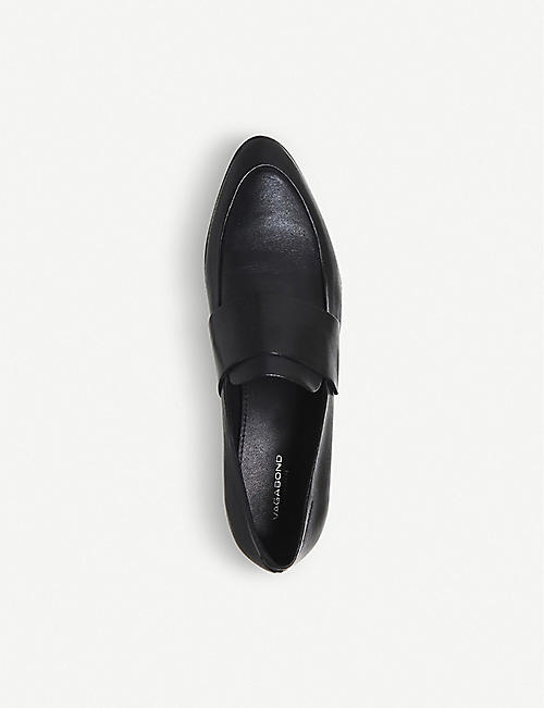 VAGABOND Frances leather loafers