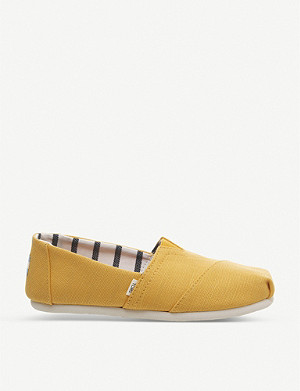 TOMS Alpargata canvas shoes