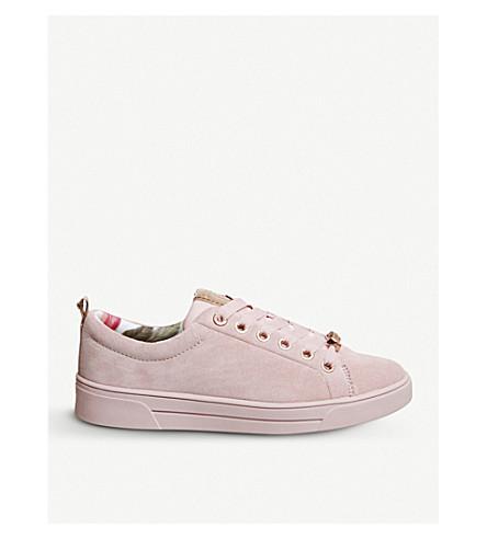 3fbcbe7b057ade OFFICE - Kelleis low-top suede sneakers