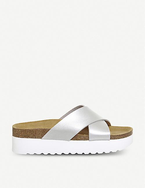 1aeebb6b465f OFFICE - Flat sandals - Sandals - Womens - Shoes - Selfridges