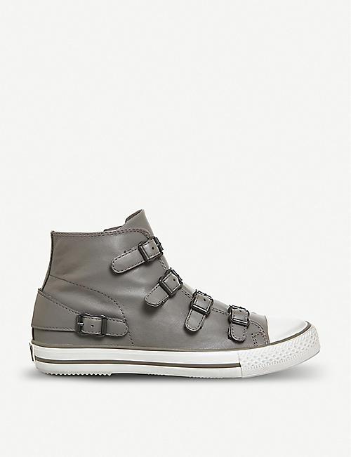 22d937e851fe High tops - Trainers - Womens - Shoes - Selfridges