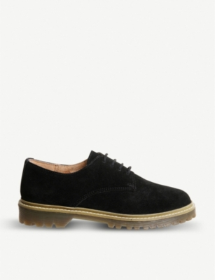 OFFICE Forcefield leather Derby shoes