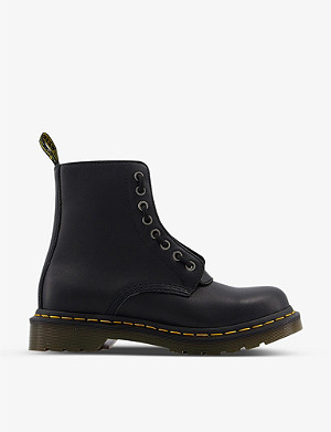 DR. MARTENS 1460 Pascal leather boots