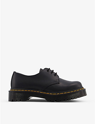 DR. MARTENS: 1461 Bex leather shoes