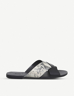 VAGABOND Tia leather sandals