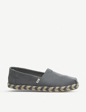 TOMS Alpargata Rope canvas shoes