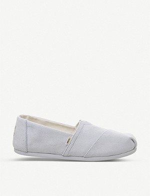 TOMS Seasonal Classic canvas shoes