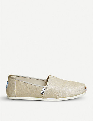 TOMS: Seasonal Classic canvas shoes