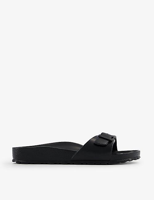 dd26ba9b4d859 BIRKENSTOCK - Madrid 1 Bar faux-leather sandals
