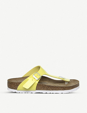 BIRKENSTOCK Ramses faux-leather sandals