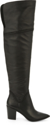 d6b4b98ec5d ALDO - Olena leather over-the-knee boots
