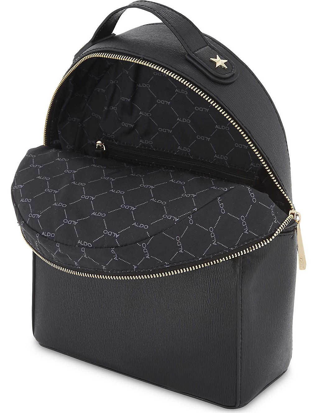 c69e0da00b7 ALDO - Adraolla faux-leather backpack | Selfridges.com