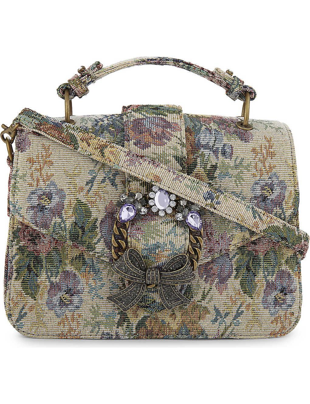 c897e2c26e6 ... Telawen floral shoulder bag zoom ...