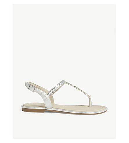 9f9a2503626125 ALDO - Sheeny embellished flat sandals