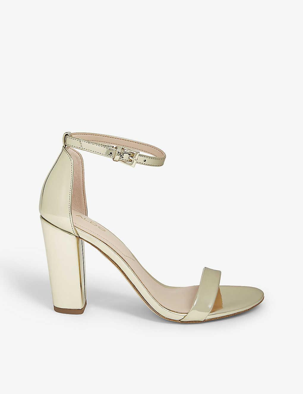 efcbba73eac ALDO - Myly high sandals | Selfridges.com