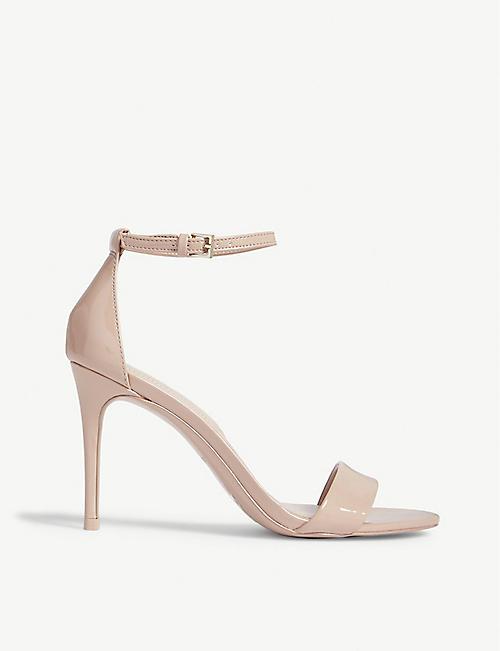 7687c8b73cf1 ALDO - Cally patent sandals