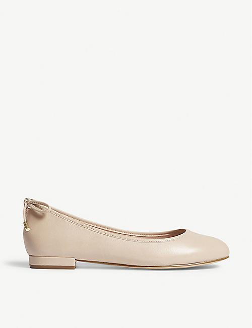 3b992c6c0ead ALDO Broalia leather ballet flats
