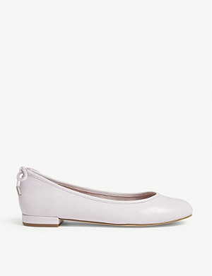 ALDO Broalia leather ballet flats