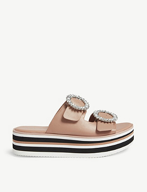 ALDO Vydien faux-leather sandals