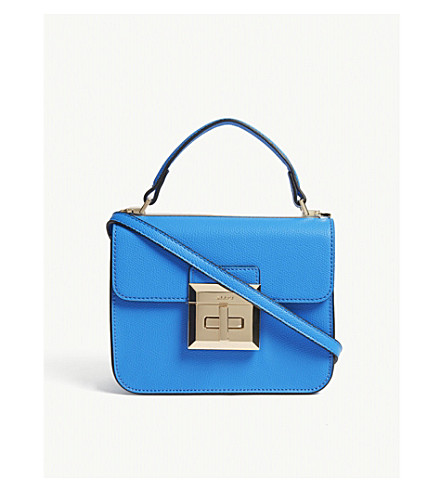 b7618888fc5 ALDO Chiadda faux-leather shoulder bag (Medium+blue