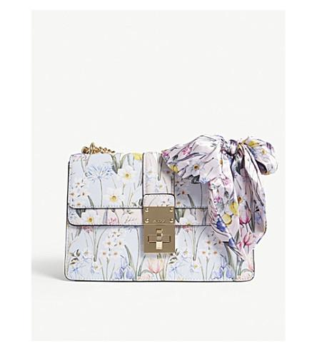 6f245278ef4 ALDO Cerano floral-print shoulder bag (Pastel multi