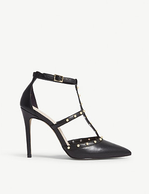 ALDO Jolivet leather high heel shoes