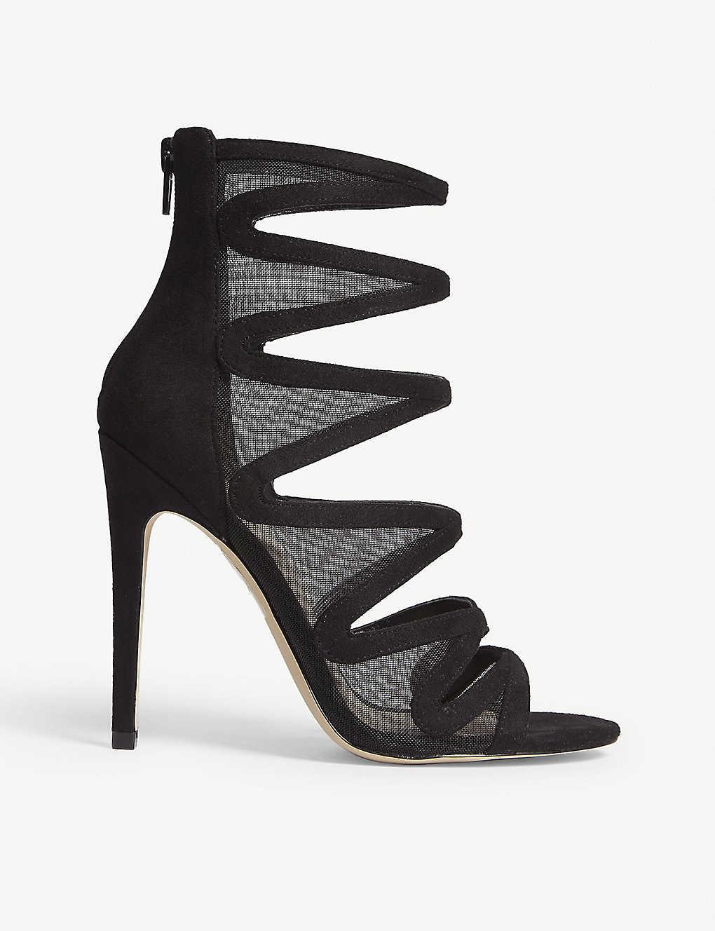 facee07e5b ALDO - Coppolino caged high sandals | Selfridges.com