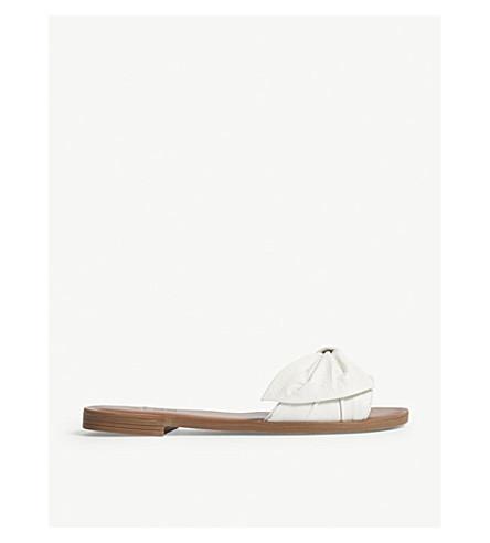 ddeb2cf90dd539 ALDO Enroelia flat sandals (White