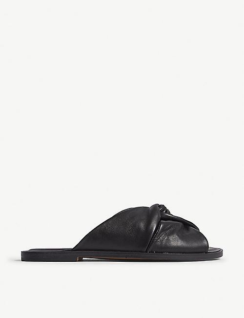 3a4a6b4af445 ALDO - Flat sandals - Sandals - Womens - Shoes - Selfridges