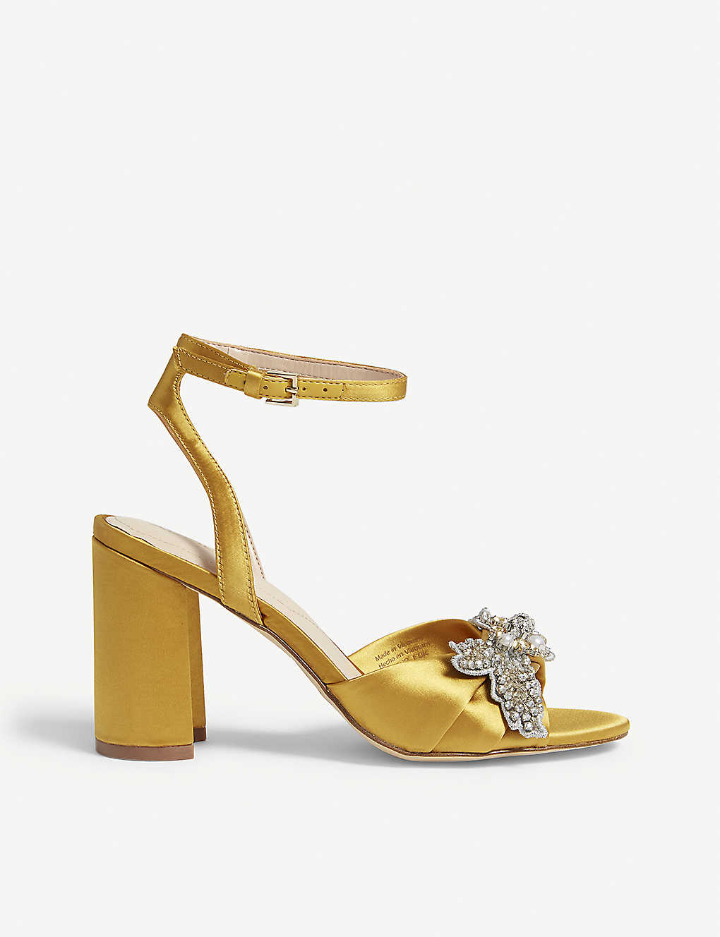 e461cb27604 ALDO - Sansperate embellished block heel sandals