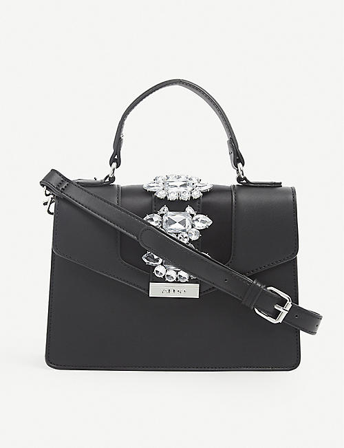 ALDO: Clauzetto diamanté crossbody bag