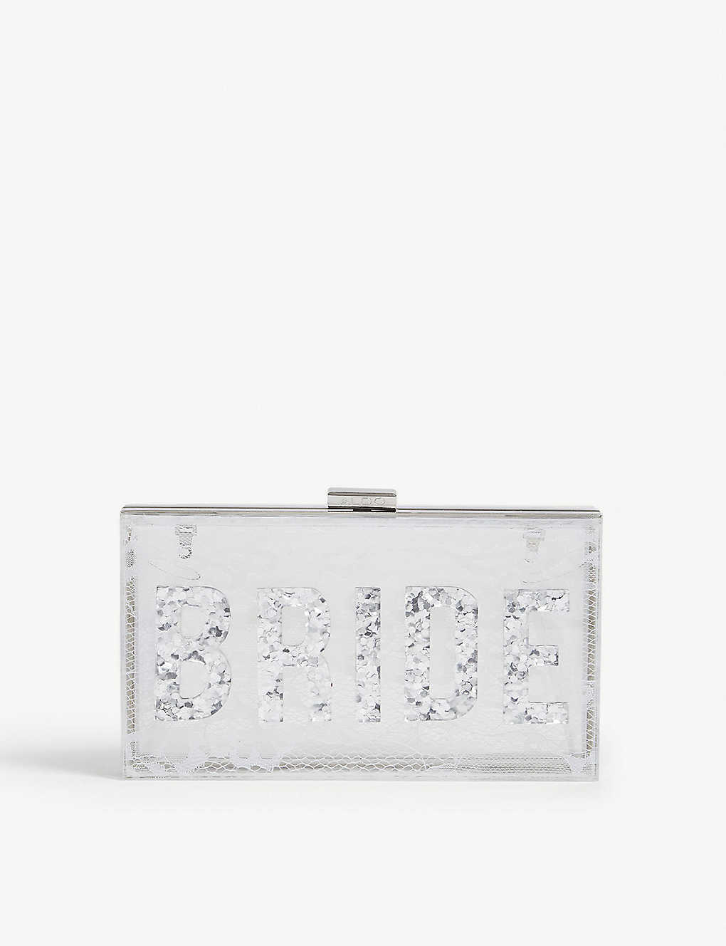 3fe3230fddc ALDO - Lillooet clutch bag | Selfridges.com