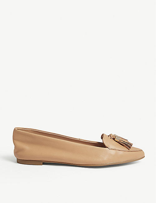 ALDO Magona leather loafers