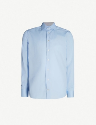 ETON Slim-fit cotton shirt