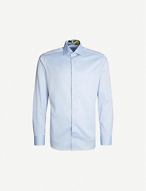 773015807df ETON - Shirts - Clothing - Mens - Selfridges
