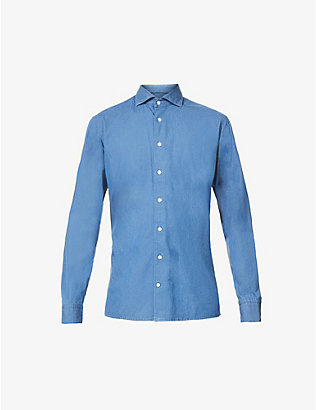 ETON: Regular-fit cotton shirt
