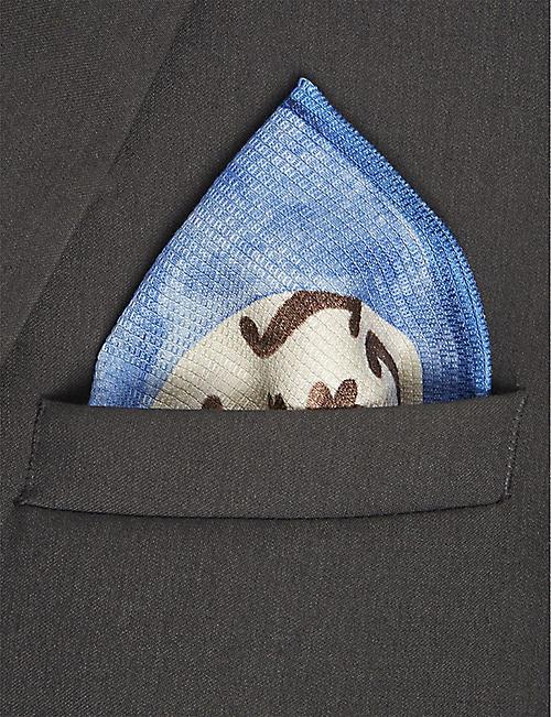 7199e2fb9c699 Pocket Squares - Accessories - Mens - Selfridges
