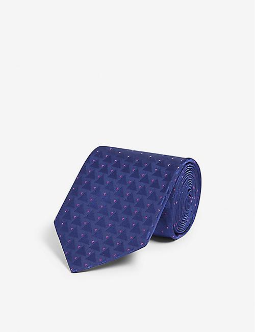 1c1d4e13cd7d ETON - Ties - Accessories - Mens - Selfridges | Shop Online