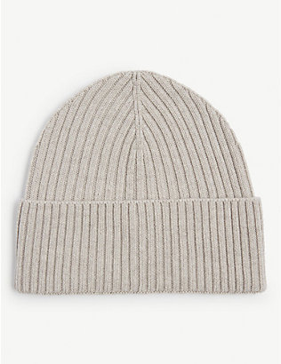 ETON: Wool knitted beanie hat