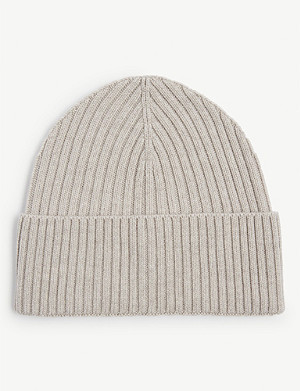 ETON Wool knitted beanie hat