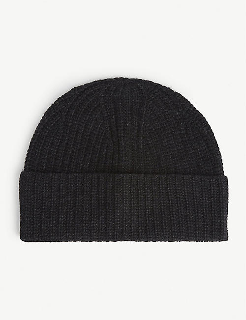 ETON Knitted wool beanie hat