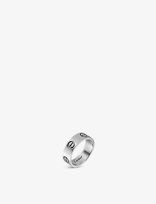 b16904abfc23 CARTIER - Rings - Fine Jewellery - Jewellery   Watches - Selfridges ...