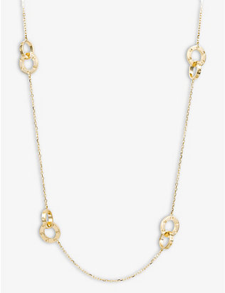 CARTIER: Love 18ct gold necklace
