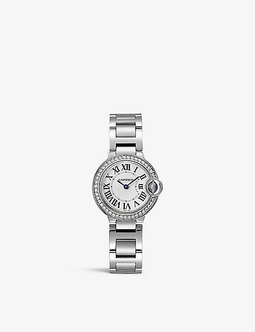 CARTIER - Fine Watches - Jewellery   Watches - Selfridges  75a834b7d736f